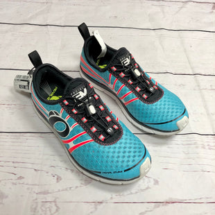 Primary Photo - BRAND: PEARL IZUMI STYLE: SHOES ATHLETIC COLOR: BLUE RED SIZE: 8 SKU: 116-116140-6841