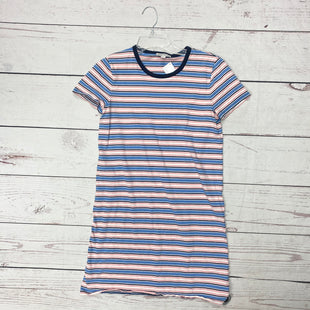 Primary Photo - BRAND: J CREW STYLE: DRESS SHORT SHORT SLEEVE COLOR: STRIPED SIZE: S OTHER INFO: MERCANTILE SKU: 116-116134-7475