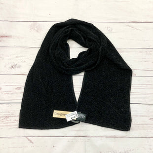 Primary Photo - BRAND: EILEEN FISHER STYLE: SCARF WINTER COLOR: BLACK SKU: 116-116141-6482