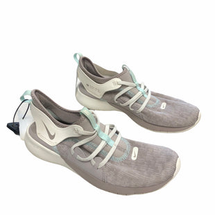 Primary Photo - BRAND: NIKE STYLE: SHOES ATHLETIC COLOR: TAUPE SIZE: 8 SKU: 116-116126-36385