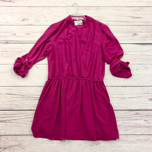 Primary Photo - BRAND: RACHEL ROY STYLE: DRESS SHORT SHORT SLEEVE COLOR: HOT PINK SIZE: XL SKU: 116-116147-1259