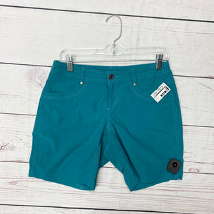 Primary Photo - BRAND: KUHL STYLE: SHORTS COLOR: TEAL SIZE: 4 SKU: 116-116134-7595