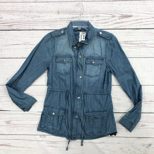 Primary Photo - BRAND: MAURICES STYLE: JACKET OUTDOOR COLOR: BLUE SIZE: S SKU: 116-116126-31489