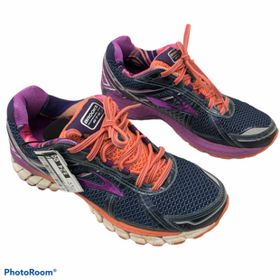 Primary Photo - BRAND: BROOKS STYLE: SHOES ATHLETIC COLOR: MULTI SIZE: 9.5 OTHER INFO: MSRP 140 SKU: 116-116126-35871