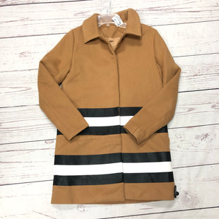 Primary Photo - BRAND:    CLOTHES MENTOR STYLE: JACKET OUTDOOR COLOR: CAMEL SIZE: XS OTHER INFO: AS IS SKU: 116-116130-8644