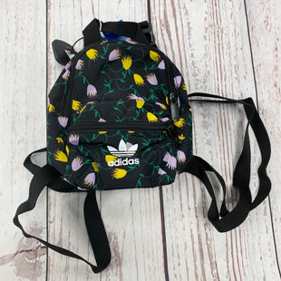 Primary Photo - BRAND: ADIDAS STYLE: BACKPACK COLOR: FLORAL SIZE: SMALL SKU: 116-116126-28568