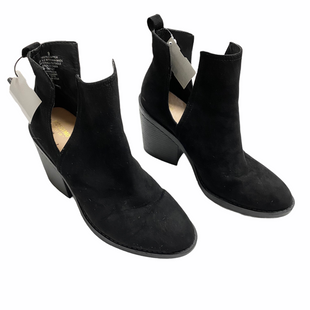 Primary Photo - BRAND: MOSSIMO STYLE: BOOTS ANKLE COLOR: BLACK SIZE: 9 SKU: 116-116147-2290