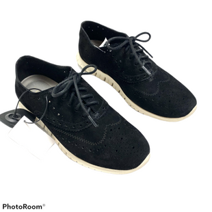 Shoes Athletic By Cole-haan  Size: 6.5 - BRAND: COLE-HAAN STYLE: SHOES ATHLETIC COLOR: BLACK SIZE: 6.5 OTHER INFO: ZEROGRAND SKU: 116-116134-9006