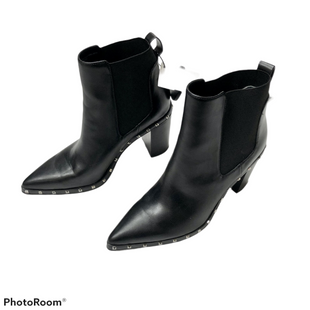 Boots Ankle By Charles By Charles David  Size: 8 - BRAND: CHARLES BY CHARLES DAVID STYLE: BOOTS ANKLE COLOR: BLACK SIZE: 8 SKU: 116-116126-34725