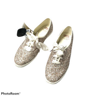 Shoes Flats By Kate Spade  Size: 9 - BRAND: KATE SPADE STYLE: SHOES FLATS COLOR: SPARKLES SIZE: 9 SKU: 116-116140-10220