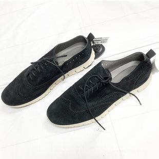 Shoes Flats By Cole-haan O  Size: 10 - BRAND: COLE-HAAN O STYLE: SHOES FLATS COLOR: BLACK SIZE: 10 SKU: 116-116126-34145