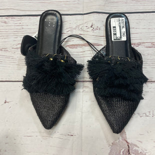 Primary Photo - BRAND: A NEW DAY STYLE: SHOES FLATS COLOR: BLACK SIZE: 7 SKU: 116-116149-33