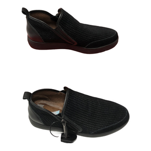 Primary Photo - BRAND: DONALD PLINER STYLE: SHOES FLATS COLOR: BLACK SIZE: 6 SKU: 116-116134-8808