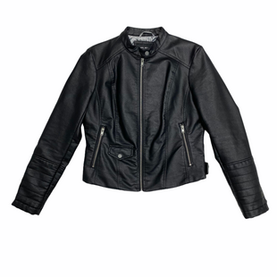 Primary Photo - BRAND: MARC NEW YORK STYLE: JACKET OUTDOOR COLOR: BLACK SIZE: L SKU: 116-116137-9305