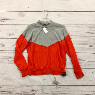 Primary Photo - BRAND: PEYTON JENSEN STYLE: SWEATER LIGHTWEIGHT COLOR: ORANGE SIZE: XS SKU: 116-116140-7497