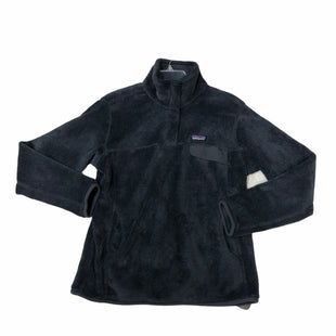 Primary Photo - BRAND: PATAGONIA STYLE: FLEECE COLOR: NAVY SIZE: L SKU: 116-116126-36412