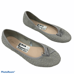 Primary Photo - BRAND: PRIMARK STYLE: SHOES FLATS COLOR: GREY SIZE: 10 SKU: 116-116140-11366