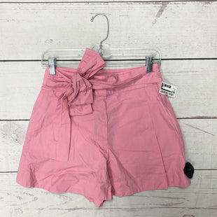 Primary Photo - BRAND: J CREW O STYLE: SHORTS COLOR: PINK SIZE: 2 OTHER INFO: NWT SKU: 116-116126-31402