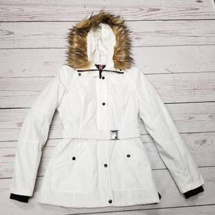 Primary Photo - BRAND: JESSICA SIMPSON STYLE: COAT SHORT COLOR: WHITE SIZE: S SKU: 116-116126-30660