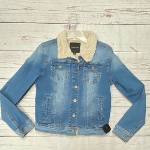 Primary Photo - BRAND: MAURICES STYLE: JACKET OUTDOOR COLOR: DENIM SIZE: M SKU: 116-116126-30061