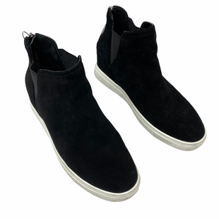 Primary Photo - BRAND: INC STYLE: BOOTS ANKLE COLOR: BLACK SIZE: 8.5 OTHER INFO: AS IS SKU: 116-116147-2224