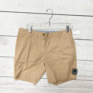Primary Photo - BRAND: TALBOTS STYLE: SHORTS COLOR: TAN SIZE: 4 OTHER INFO: RELAXED CHINO SKU: 116-116134-7593