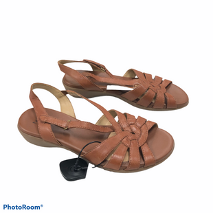 Primary Photo - BRAND: NATURALIZER STYLE: SANDALS LOW COLOR: BROWN SIZE: 8 SKU: 116-116126-35664
