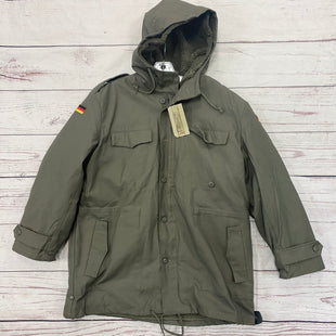 Primary Photo - BRAND:    CLOTHES MENTOR STYLE: COAT SHORT COLOR: OLIVE SIZE: 2X OTHER INFO: MIL-TEC - NWT SKU: 116-116126-33024