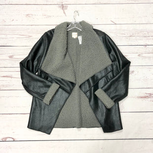 Primary Photo - BRAND: CHERISH STYLE: JACKET OUTDOOR COLOR: BLACK SIZE: L SKU: 116-116126-31134