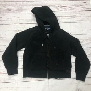 Primary Photo - BRAND: GAP STYLE: FLEECE COLOR: BLACK SIZE: L SKU: 116-116140-7887
