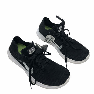 Primary Photo - BRAND: NIKE STYLE: SHOES ATHLETIC COLOR: BLACK WHITE SIZE: 8.5 SKU: 116-116126-35991