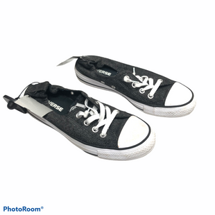 Primary Photo - BRAND: CONVERSE STYLE: SHOES ATHLETIC COLOR: GREY SIZE: 7 OTHER INFO: ALL STAR LOW SKU: 116-116134-9367