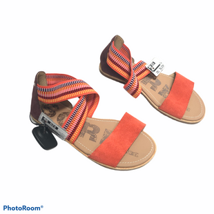 Primary Photo - BRAND: SOREL STYLE: SANDALS FLAT COLOR: ORANGE SIZE: 7 OTHER INFO: ELLA ZING SKU: 116-116134-9357