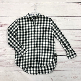 Primary Photo - BRAND: MADEWELL STYLE: TOP LONG SLEEVE COLOR: CHECKED SIZE: XS SKU: 116-116141-6479