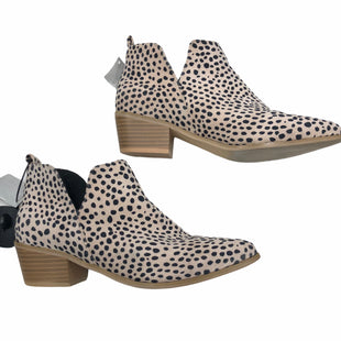 Primary Photo - BRAND:    JOLIMALL STYLE: BOOTS ANKLE COLOR: LEOPARD PRINT SIZE: 7 OTHER INFO: JOLIMALL - SKU: 116-116147-2183