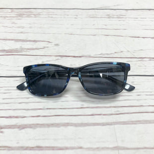Primary Photo - BRAND: GUCCI STYLE: SUNGLASSES COLOR: BLUE OTHER INFO: MSRP $300 SKU: 116-116130-8711