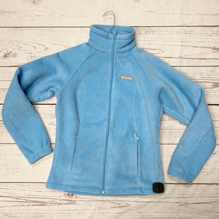 Primary Photo - BRAND: COLUMBIA STYLE: JACKET OUTDOOR COLOR: BABY BLUE SIZE: S SKU: 116-116140-6056
