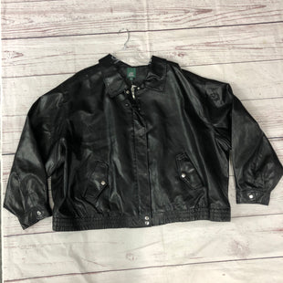 Primary Photo - BRAND: WILD FABLE STYLE: JACKET OUTDOOR COLOR: BLACK SIZE: 4X OTHER INFO: NEW! MSRP $35 SKU: 116-116141-7430