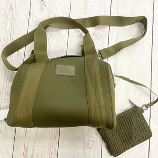 Primary Photo - BRAND:    CLOTHES MENTOR STYLE: HANDBAG DESIGNER COLOR: OLIVE SIZE: MEDIUM OTHER INFO: DAGNE DOVER - AS IS SNAG ON FRONT SKU: 116-116126-33779