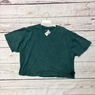 Primary Photo - BRAND: UNIVERSAL THREAD STYLE: TOP SHORT SLEEVE BASIC COLOR: TEAL SIZE: XL SKU: 116-116140-7421
