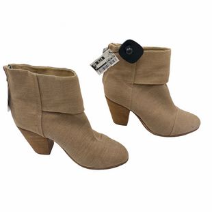 Primary Photo - BRAND: RAG AND BONE STYLE: BOOTS ANKLE COLOR: TAN SIZE: 9 OTHER INFO: SIZE 39 SKU: 116-116126-35539