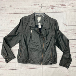 Primary Photo - BRAND: HALOGEN STYLE: JACKET OUTDOOR COLOR: BLACK SIZE: XL SKU: 116-116141-6138