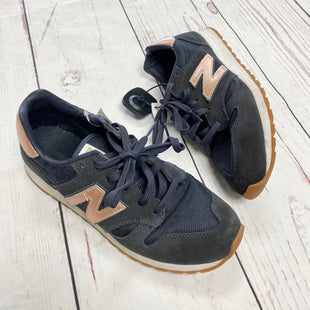 Primary Photo - BRAND: NEW BALANCE STYLE: SHOES ATHLETIC COLOR: NAVY SIZE: 8 SKU: 116-116126-31311