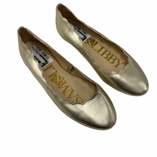 Primary Photo - BRAND: SAM AND LIBBY STYLE: SHOES FLATS COLOR: GOLD SIZE: 7.5 SKU: 116-116134-9137