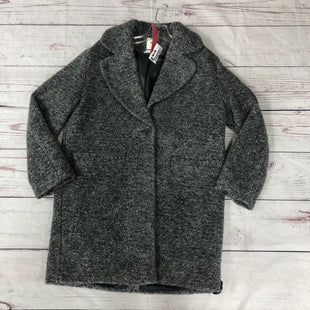 Primary Photo - BRAND: LOGG STYLE: COAT SHORT COLOR: GREY SIZE: S SKU: 116-116126-33102
