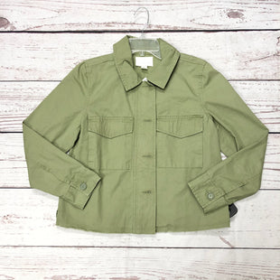 Primary Photo - BRAND: CASLON STYLE: JACKET OUTDOOR COLOR: OLIVE SIZE: S SKU: 116-116130-8603