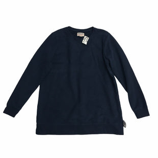 Primary Photo - BRAND: LANDS END STYLE: FLEECE COLOR: NAVY SIZE: XL OTHER INFO: TALL SKU: 116-116134-9986