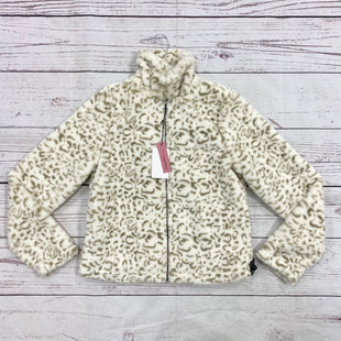 Primary Photo - BRAND: ANDREE BY UNIT STYLE: JACKET OUTDOOR COLOR: ANIMAL PRINT SIZE: S OTHER INFO: NWT SKU: 116-116126-31532
