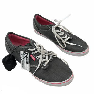 Primary Photo - BRAND: VANS STYLE: SHOES ATHLETIC COLOR: GREY SIZE: 7 SKU: 116-116126-35993