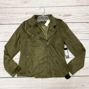 Primary Photo - BRAND: DOE & RAE STYLE: JACKET OUTDOOR COLOR: OLIVE SIZE: S OTHER INFO: NWT MSRP $59 SKU: 116-116140-8296